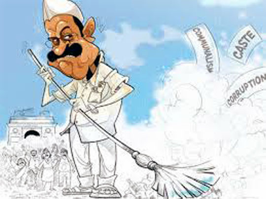 The Aam Aadmi Party